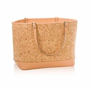 THIRTY-ONE JEWELL Style Setter Metallic Cork Tote